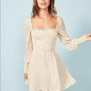 REFORMATION MINI DRESS - Kelli dress, worn once